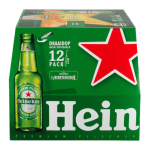 Heineken twisters 12x25cl