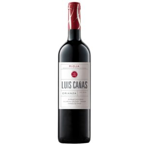 Luis Cañas Crianza red 75cl